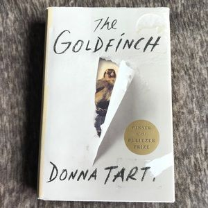 The Goldfinch by Donna Tartt. Hardcover. GUC